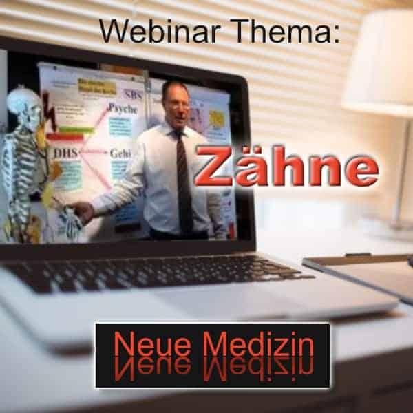 Webinar - Thema Zähne mit Andreas Baumeister