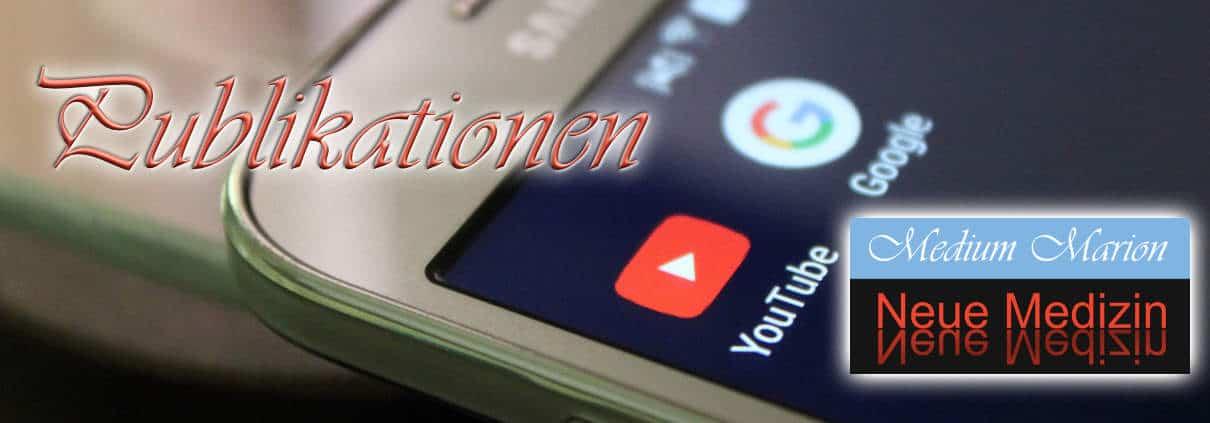 Publikationen Baumeister, Neue Medizin auf Youtube