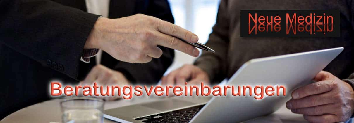 Andreas Baumeister - Beratungsvereinbarung