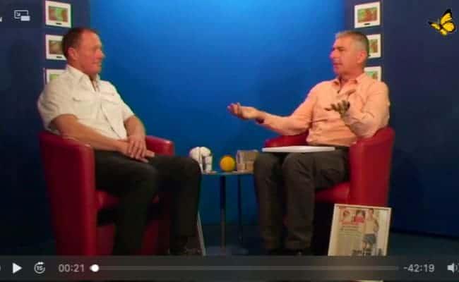 Danke Dr. Hamer, Interview mit Andreas Baumeister