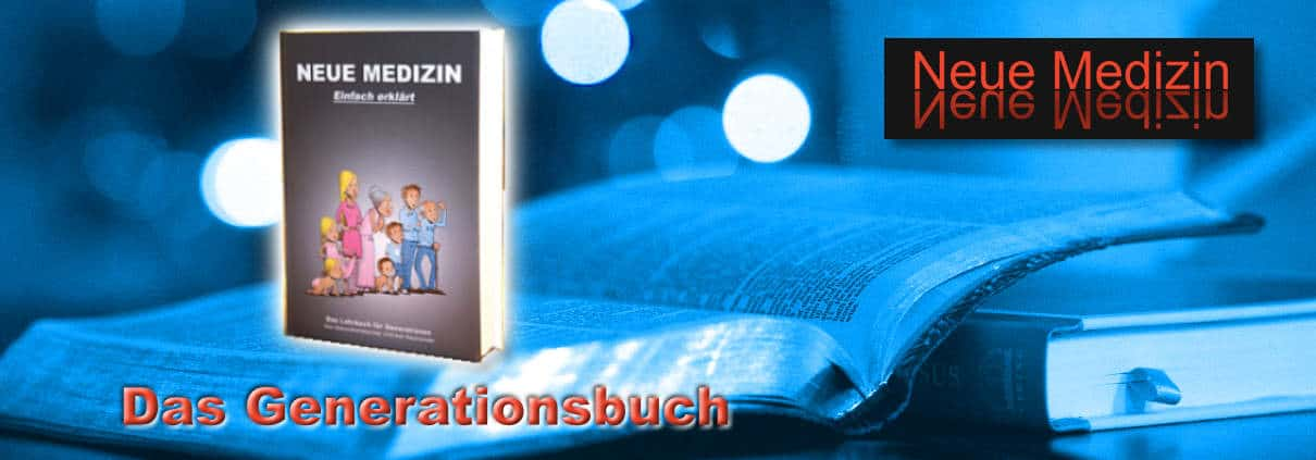 Das Generationsbuch neue Medizin, Andreas Baumeister