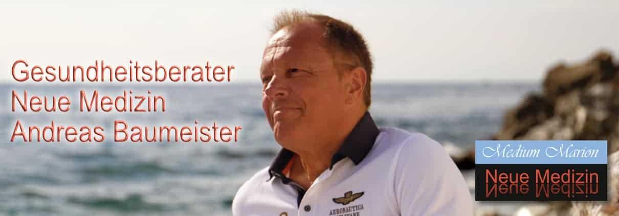 Gesundheitsberater Andreas Baumeister
