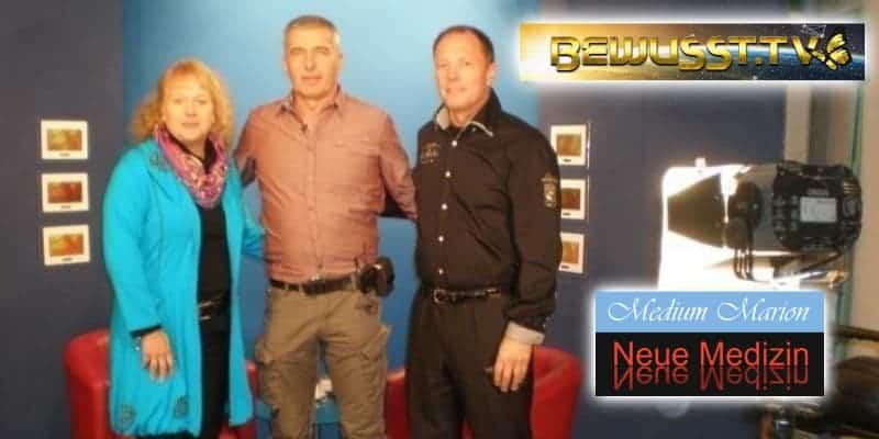 Jo Conrad, Marion und Andreas Baumeister, bewusst tv