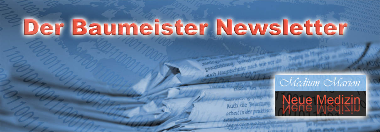 Newsletter Baumeister